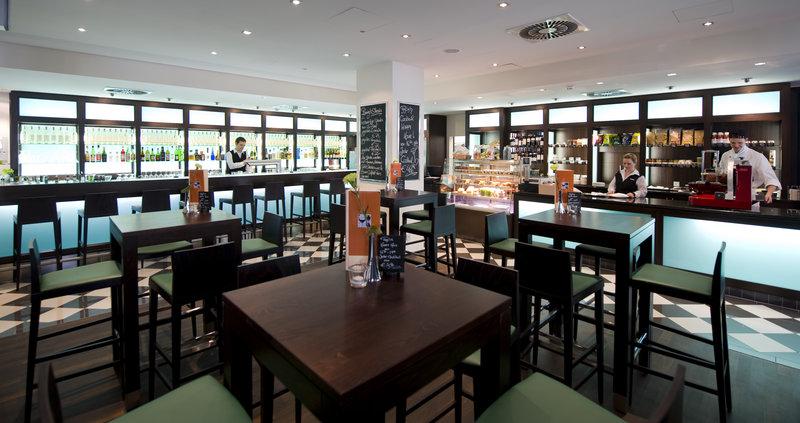 Flemings Hotel Frankfurt Hamburger Allee Bár/lounge