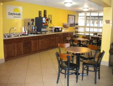 Days Inn And Suites Downtown Gatlinburg Parkway - Breakfast Area