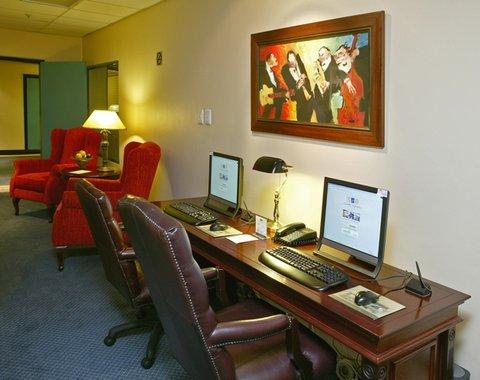 Cape Town Lodge - Business Centre