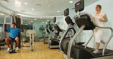 Copthorne Hotel Dubai Fitness-klubb