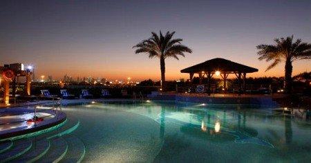 Copthorne Hotel Dubai Pool