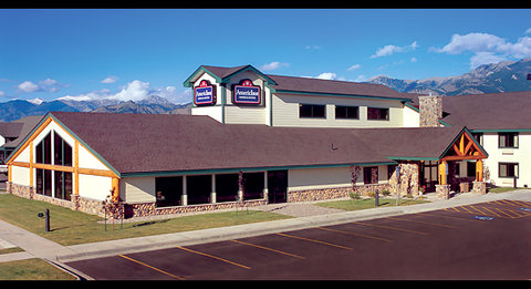 MountainView Lodge And Suites Hotel - AABZMN