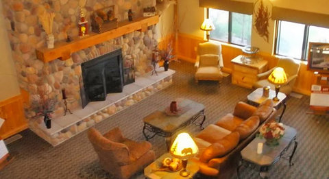 MountainView Lodge And Suites Hotel - Lobby