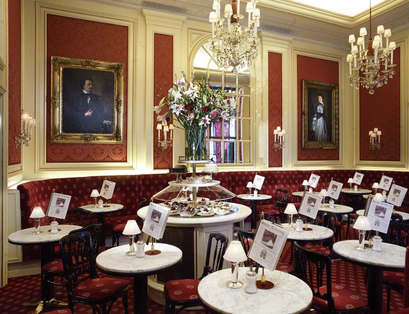 Hotel Sacher Wien Gastronomie