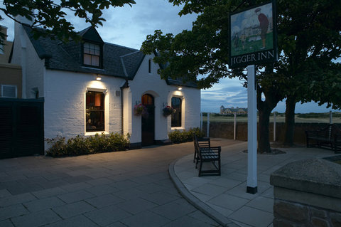 Old Course Hotel Golf Resort and Spa - The Jigger Inn