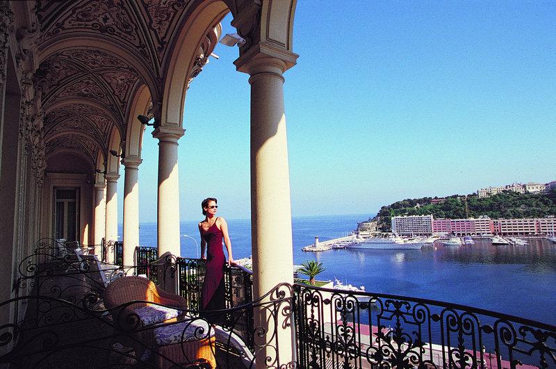 Hotel Hermitage Vue extérieure
