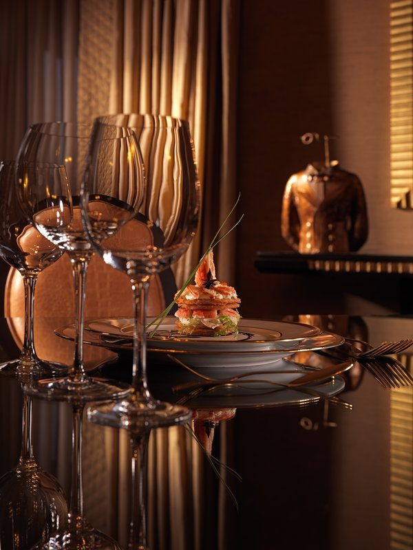 Divani Caravel Gastronomie