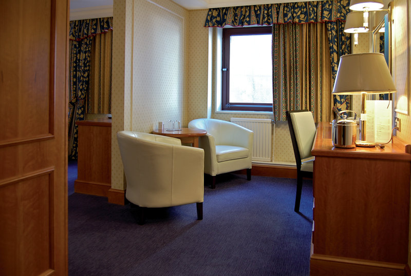 The King James View of room