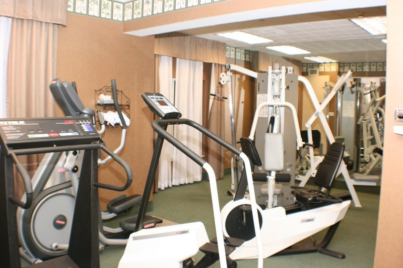 Homewood Suites Miami Airport-Blue Lagoon Fitness club