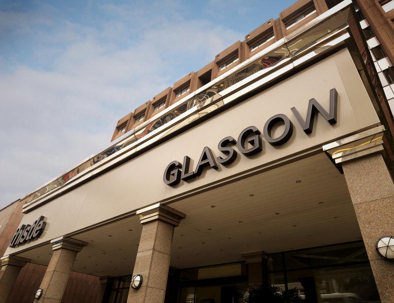 Thistle Glasgow Außenansicht