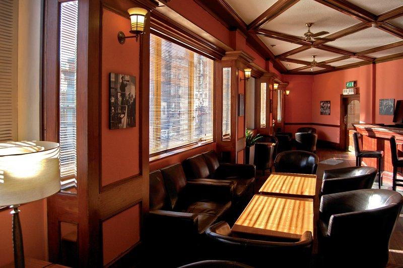 The King James Bar/lounge