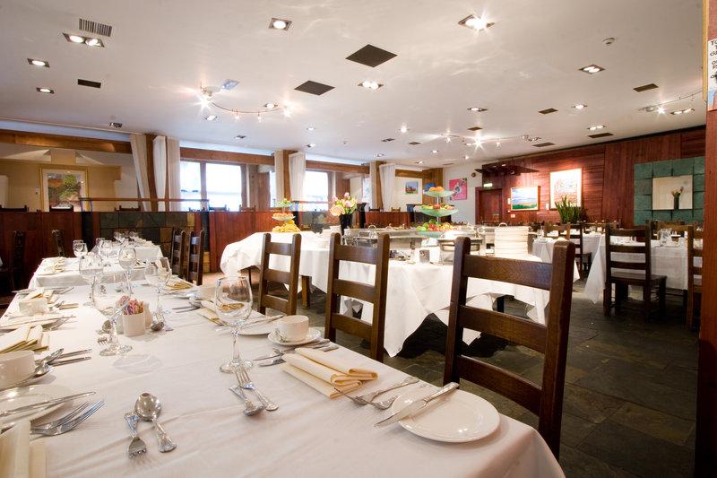 Thistle Glasgow Gastronomie
