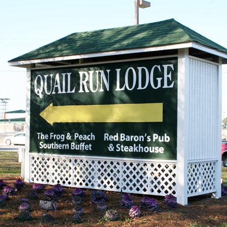 Quail Run Lodge Savannah