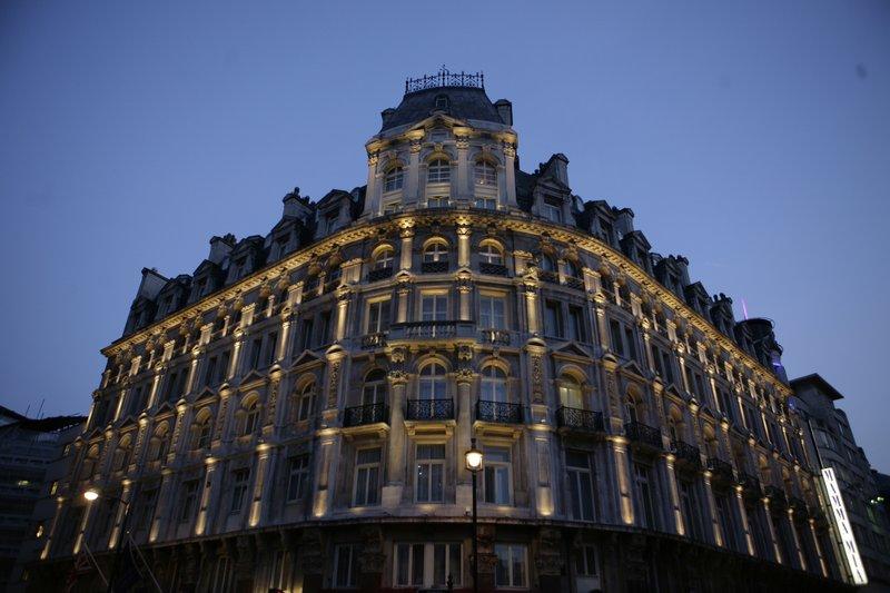 Thistle Piccadilly Kilátás a szabadba