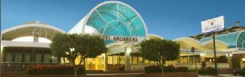 Amuarama Hotel - Exterior