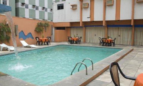 Amuarama Hotel - Amuarama Pool