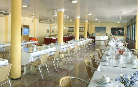Amuarama Hotel - Amuarama Restaurant