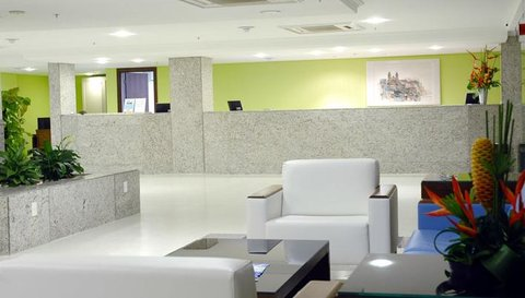 Bahia Plaza Resort - Bpr Lobby