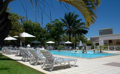 Bahia Plaza Resort - Bpr Pool