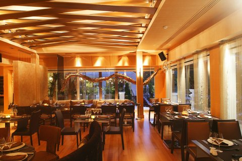 Theoxenia Palace - Theoxenia Palace - Bar Restaurant