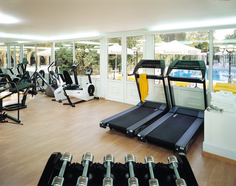 Theoxenia Palace - Theoxenia Palace - Private Gym