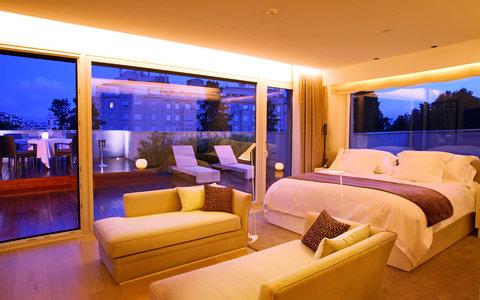 阿布奥西餐厅酒店 - Penthouse