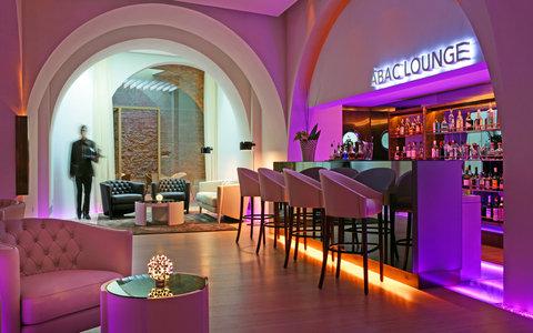 阿布奥西餐厅酒店 - Bar Lounge