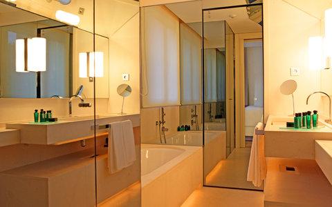 阿布奥西餐厅酒店 - Grand Suite bathroom