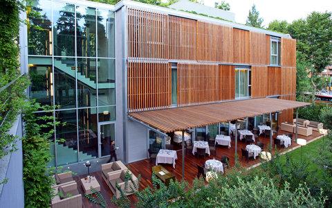 阿布奥西餐厅酒店 - Exterior View