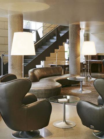 فندق كلاريس جي إل - Lobby Claris Hotel