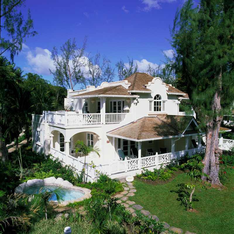 Coral Reef Club Hotel 外景