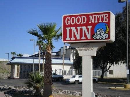 Good Nite Inn Tourist Cl Bullhead City Az Hotels Gds Reservation Codes Travel Weekly
