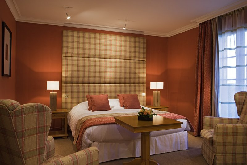 Grand Barrail Chateau Hotel & Spa Zimmeransicht