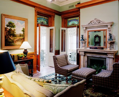 Wentworth Mansion - Harleston Parlor