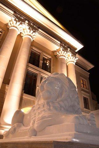 The Volgskaya Riviera - Lion