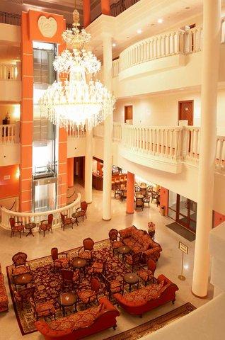 The Volgskaya Riviera - Lobby