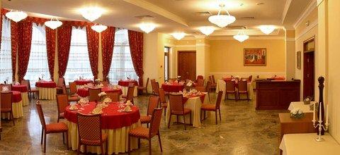 The Volgskaya Riviera - Restaurant