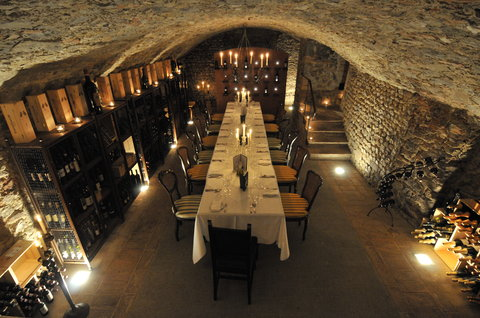 Villa Mangiacane - Bar Lounge