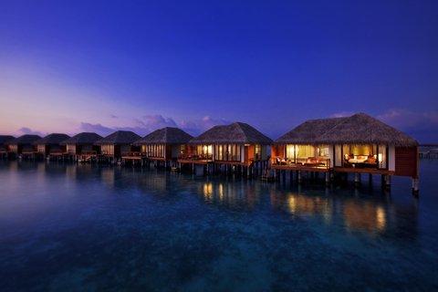 Velassaru Maldives - Water Villa Exterior