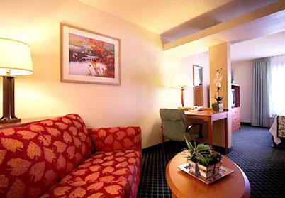 Fairfield Inn and Suites by Marriott Dallas Market Center Apartmá