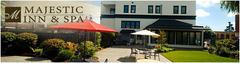5th Street Bistro (In the Majestic Inn & Spa) - Anacortes, WA