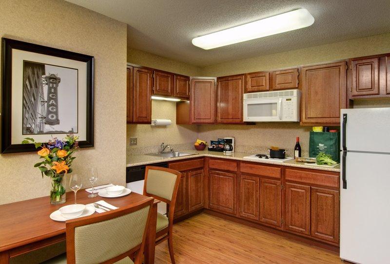Homewood Suites by Hilton Chicago Downtown Huonenäkymä