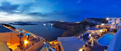 Suites of the Gods - Athinios Overlook