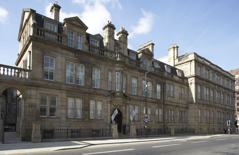 Leopold Hotel Sheffield Exterior view