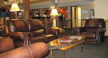 AmericInn of Virginia - Lobby