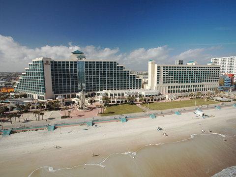 Hilton Daytona BeachResort-Ocean Walk Village - Hilton Daytona Beach Resort