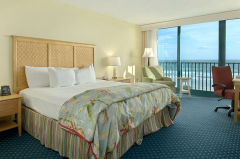 Hilton Daytona BeachResort-Ocean Walk Village - King Oceanview Room