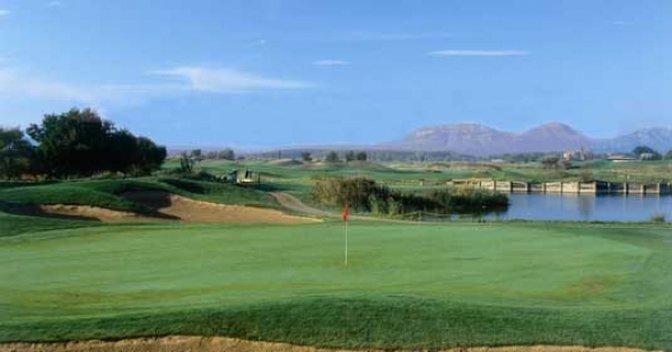 Mas de Torrent Hotel and Spa Golf-kenttä