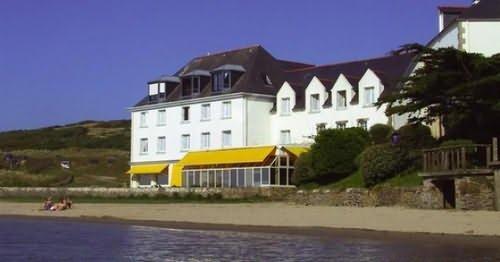 Hotel de la Plage Außenansicht