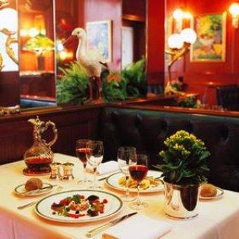 Hotel de la Cigogne Gastronomie